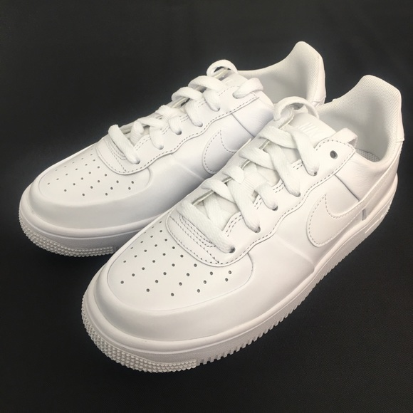 f021313cd2eed Nike Shoes | Air Force 1 Ultraforce Gs Kids White 4 5 6 7 | Poshmark